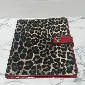 Coach leopard I pod2 tablet  case